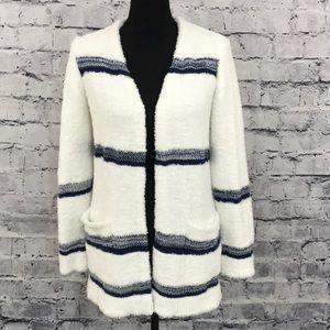 Style & Co. Fuzzy Knit Cardigan (653)